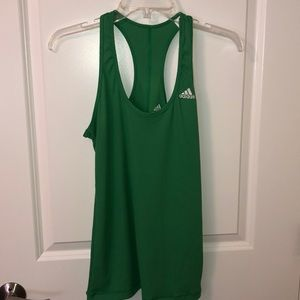 Adidas work out tank.